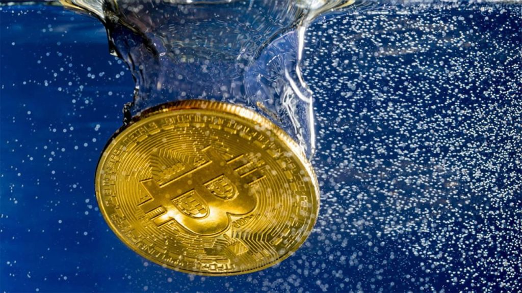 Bitcoin Plunges on US Crackdown Fears