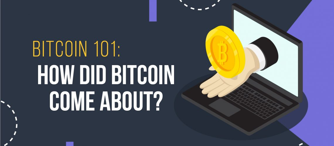 101 cover-how bitcoin come