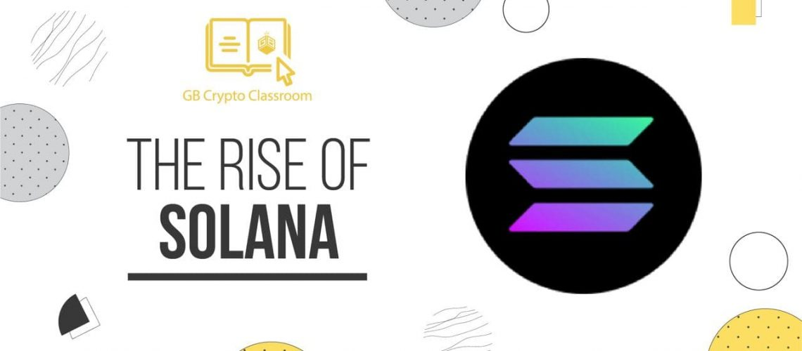 The rise of Solana